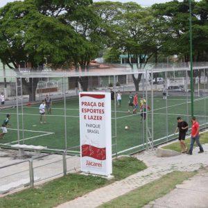 Pça. Esporte e Lazer Pq Brasil