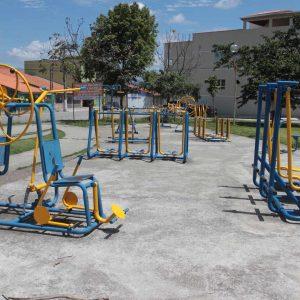 Academia ao ar livre - Altos de Santana