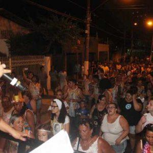 Carnaval Bloco de rua