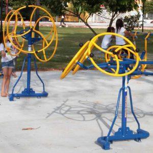 Academia ao ar livre - Jardim Flórida
