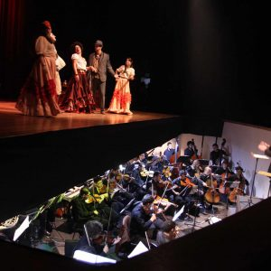 Opera Carmem