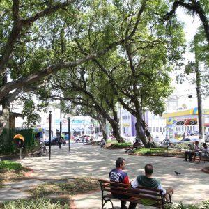 Praça Raul Chaves