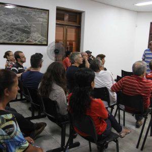 Palestra E. Ribeiro